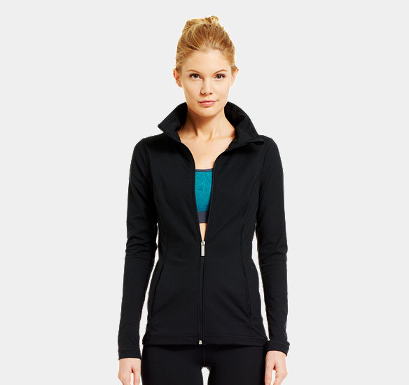 UNDER ARMOUR WOMEN PERFECT JACKET BLACK
