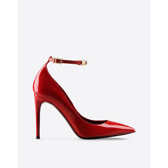 VALENTINO RED PUMP HWS00585-AVPS02 0RO