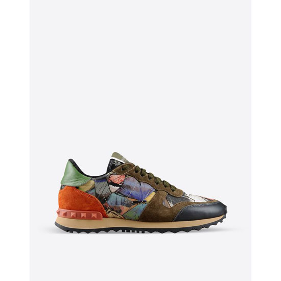 VALENTINO ROCKRUNNER CAMU BUTTERFLY IW2S0291TNF M22