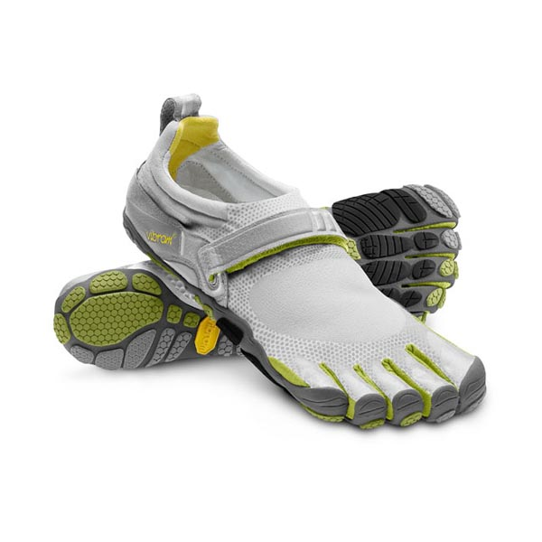 Vibram Five Fingers Men BIKILA Light Grey / Palm / Dark Grey