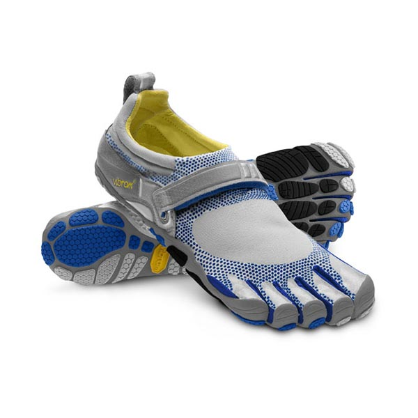Vibram Five Fingers Men BIKILA Royal Blue / Black / Grey