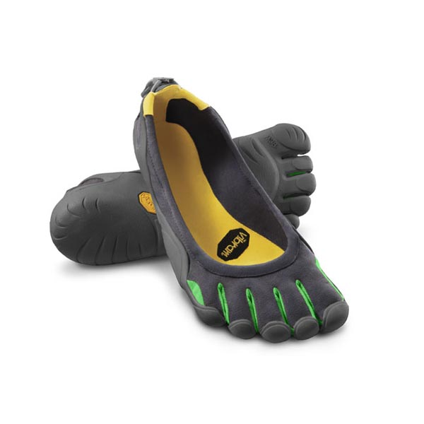 Vibram Five Fingers Men CLASSIC Castle Rock / Verde / Gray