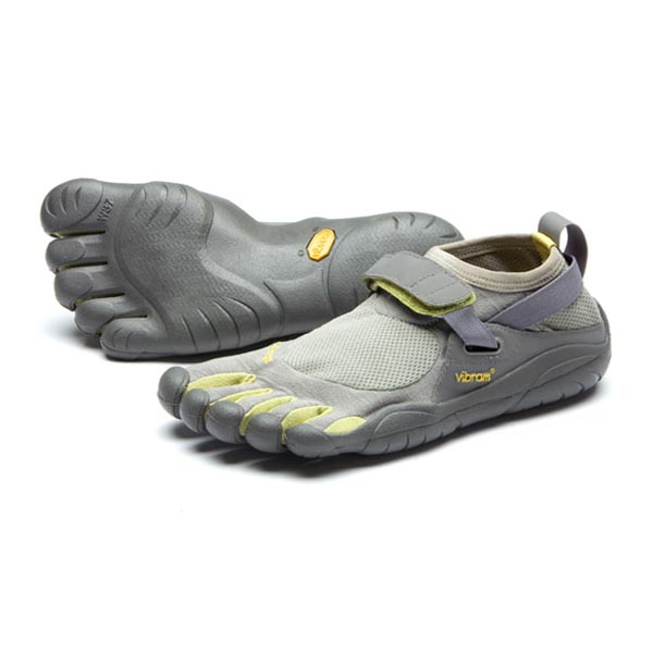 Vibram Five Fingers Men KSO Grey / Palm / Clay