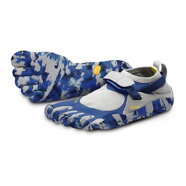Vibram Five Fingers Men KSO Blue / Grey / Camo