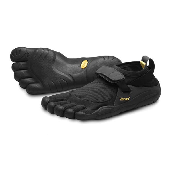 Vibram Five Fingers Men KSO Black / Black