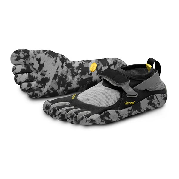 Vibram Five Fingers Men KSO Black / Grey / Camo