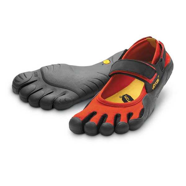 Vibram Five Fingers Men SPRINT Red / Black / Black
