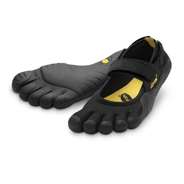 Vibram Five Fingers Men SPRINT Black / Black