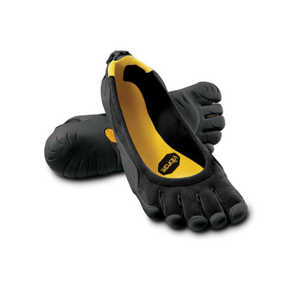 Vibram Five Fingers Women CLASSIC Black / Black