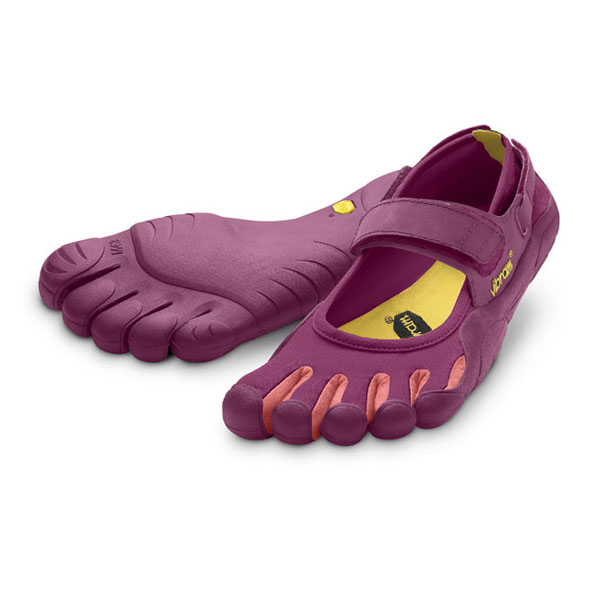 Vibram Five Fingers Women SPRINT Chili / Peach / Chili