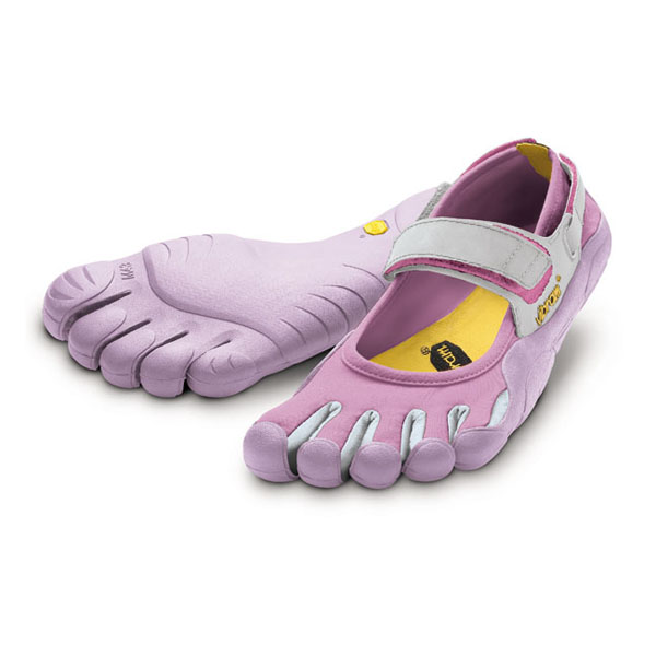 Vibram Five Fingers Women SPRINT Fuschia / Grey / Lilac