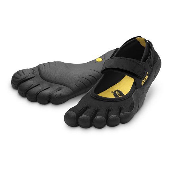 Vibram Five Fingers Women SPRINT Black / Black