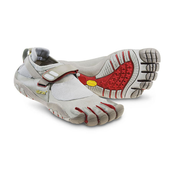 Vibram Five Fingers Women TREKSPORT Champagne / Red