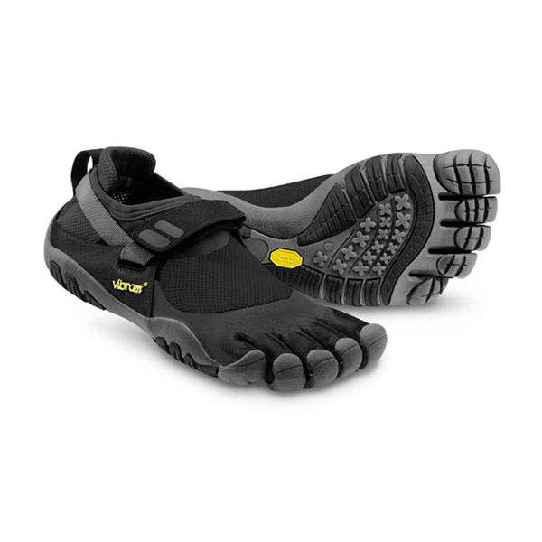 Vibram Five Fingers Women TREKSPORT Black / Charcoal