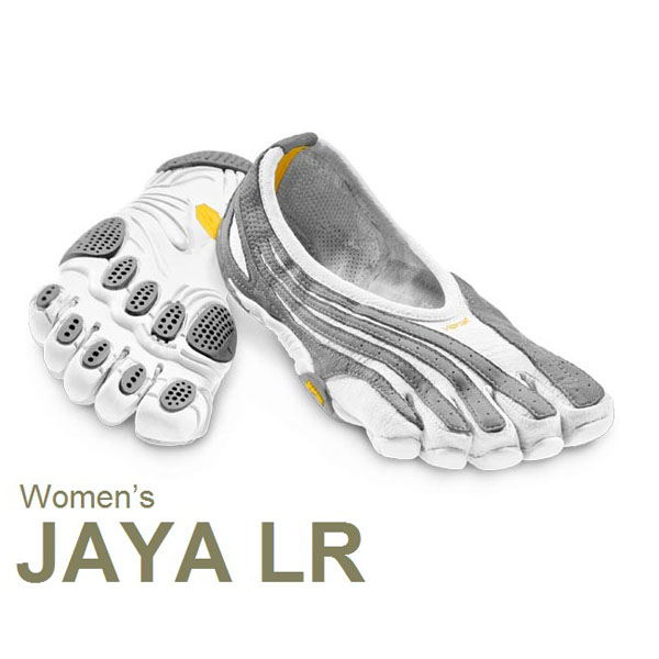 Vibram Five Fingers JAYA LR White / Grey