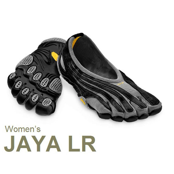Vibram Five Fingers JAYA LR Black / Grey