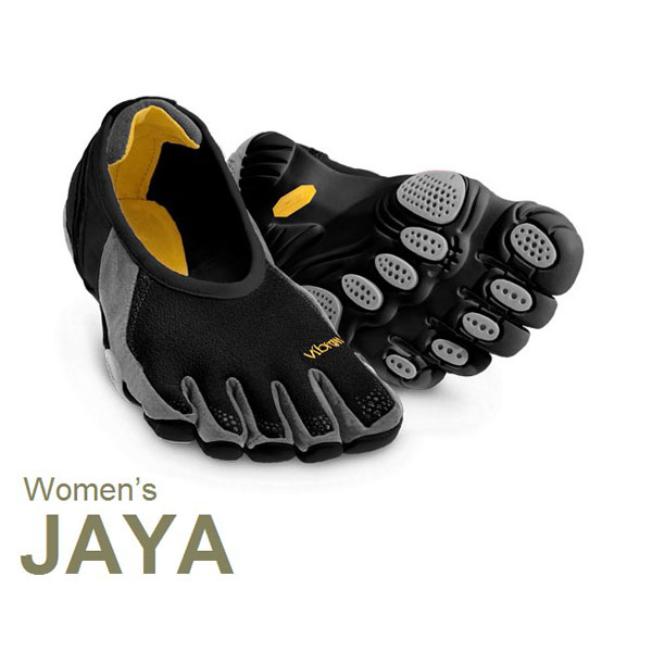 Vibram Five Fingers JAYA Black / Silver