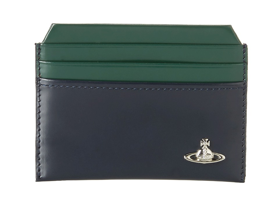 Vivienne Westwood Bicoloured New Credit Card Holder