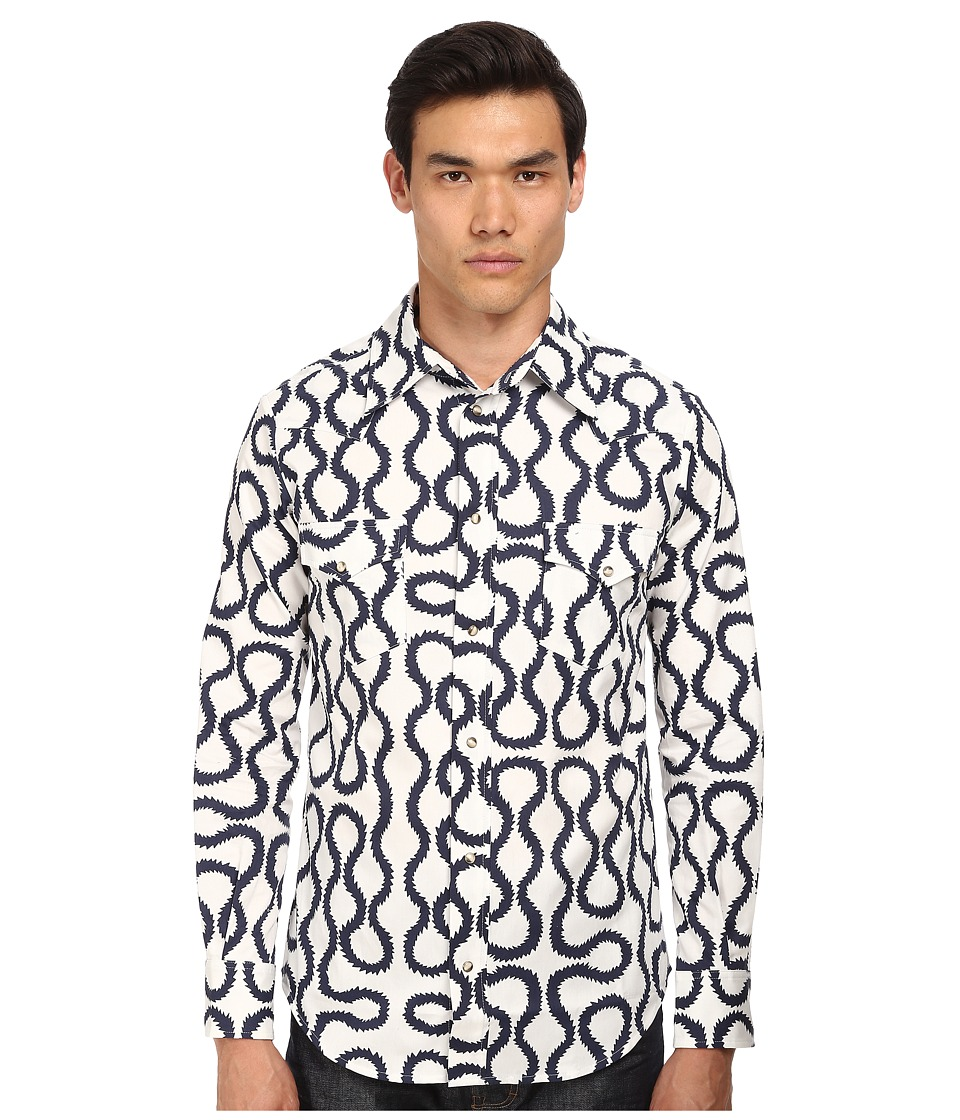 Vivienne Westwood MAN Anglomania Lee Classic Ranch Shirt