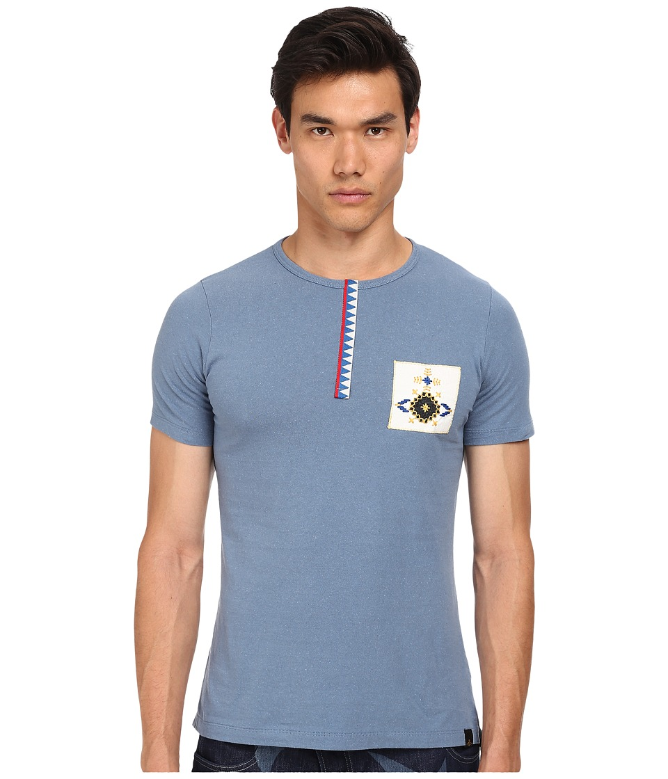 Vivienne Westwood MAN Anglomania Lee Embroidered Tee