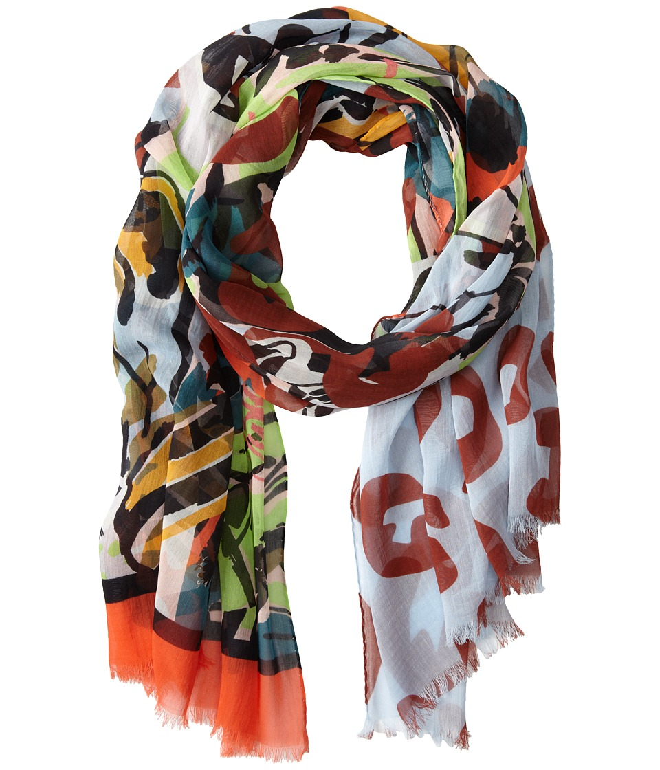 Vivienne Westwood Butterfly Scarf
