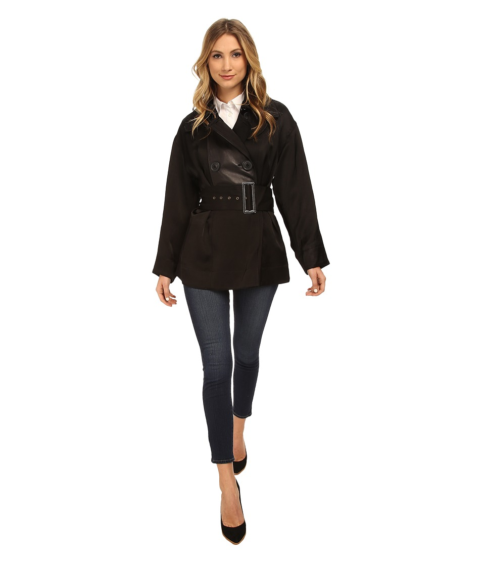 Vivienne Westwood Anglomania Short Malady Peacoat