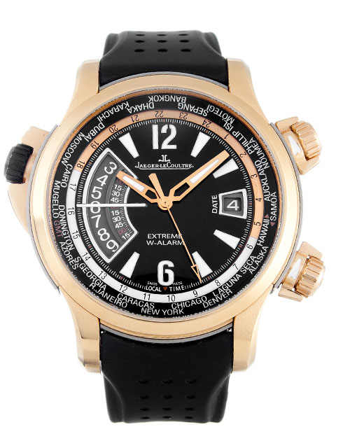 JAEGER LE COULTRE EXTREME WORLD CHRONOGRAPH 177244V