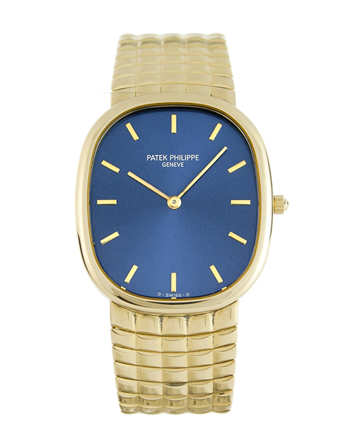 PATEK PHILIPPE GOLDEN ELLIPSE 3738/115J