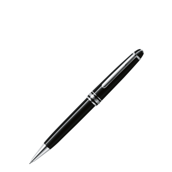 MONT BLANC MEISTERSTCK PLATINUM LINE CLASSIQUE MECHANICAL PENCIL, 0.5 MM