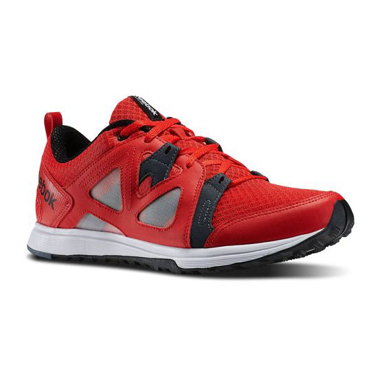 REEBOK MEN'S TRAINING TRAIN FAST XT Red Rush / Black / Graphite / White