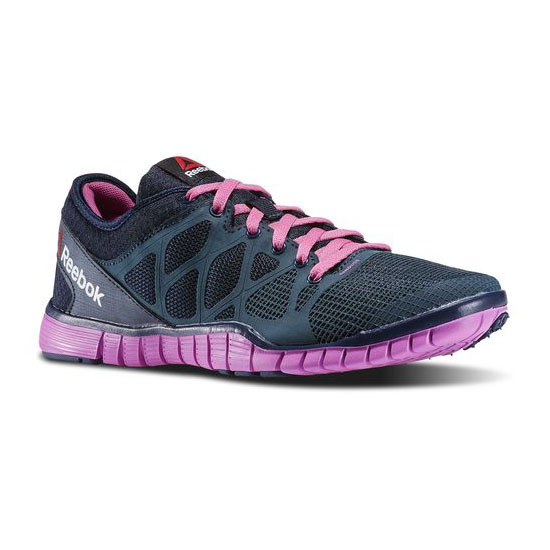 REEBOK WOMEN'S TRAINING REEBOK ZQUICK TR 3.0 Faux Indigo / Ultraberry