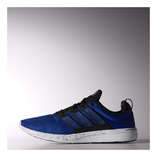 Men's Adidas Running Climacool Leap Shoes Collegiate Royal / Black / Running White