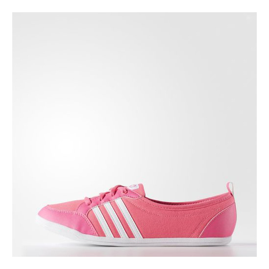 Women's Adidas Neo Piona Shoes Solar Pink