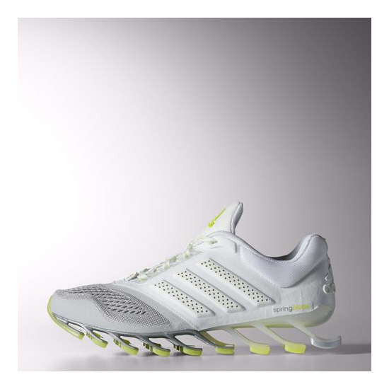 Women's Adidas Running Springblade Drive 2.0 Shoes Light Solid Grey