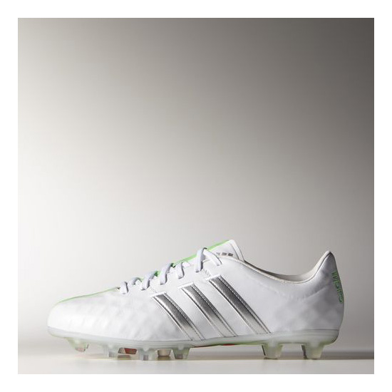 Women's Adidas Soccer 11pro FG Cleats Running White Ftw