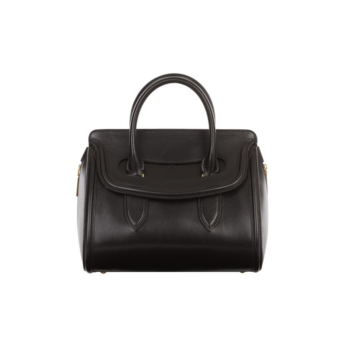 ALEXANDER MCQUEEN SMALL LEATHER HEROINE