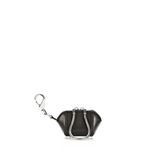 BLACK ALEXANDER WANG RUNWAY MINI MAKE UP POUCH IN BLACK