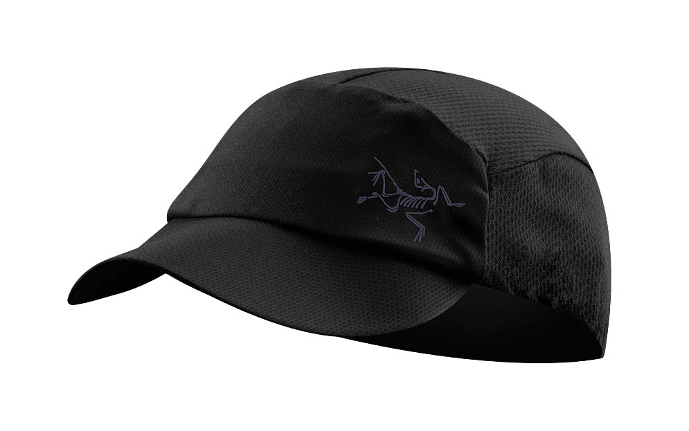 Arcteryx Men Black Muon Cap