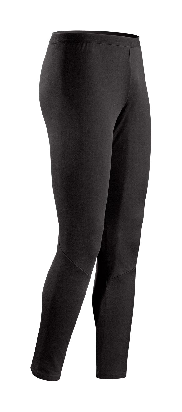 Arcteryx Men Black Phase AR Bottom