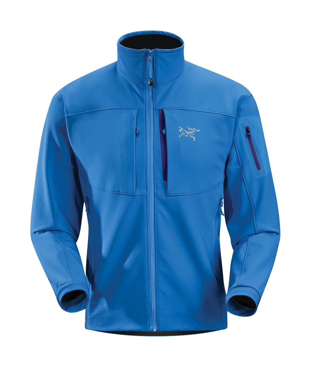 Arcteryx Jackets Men Blue Gamma MX Jacket