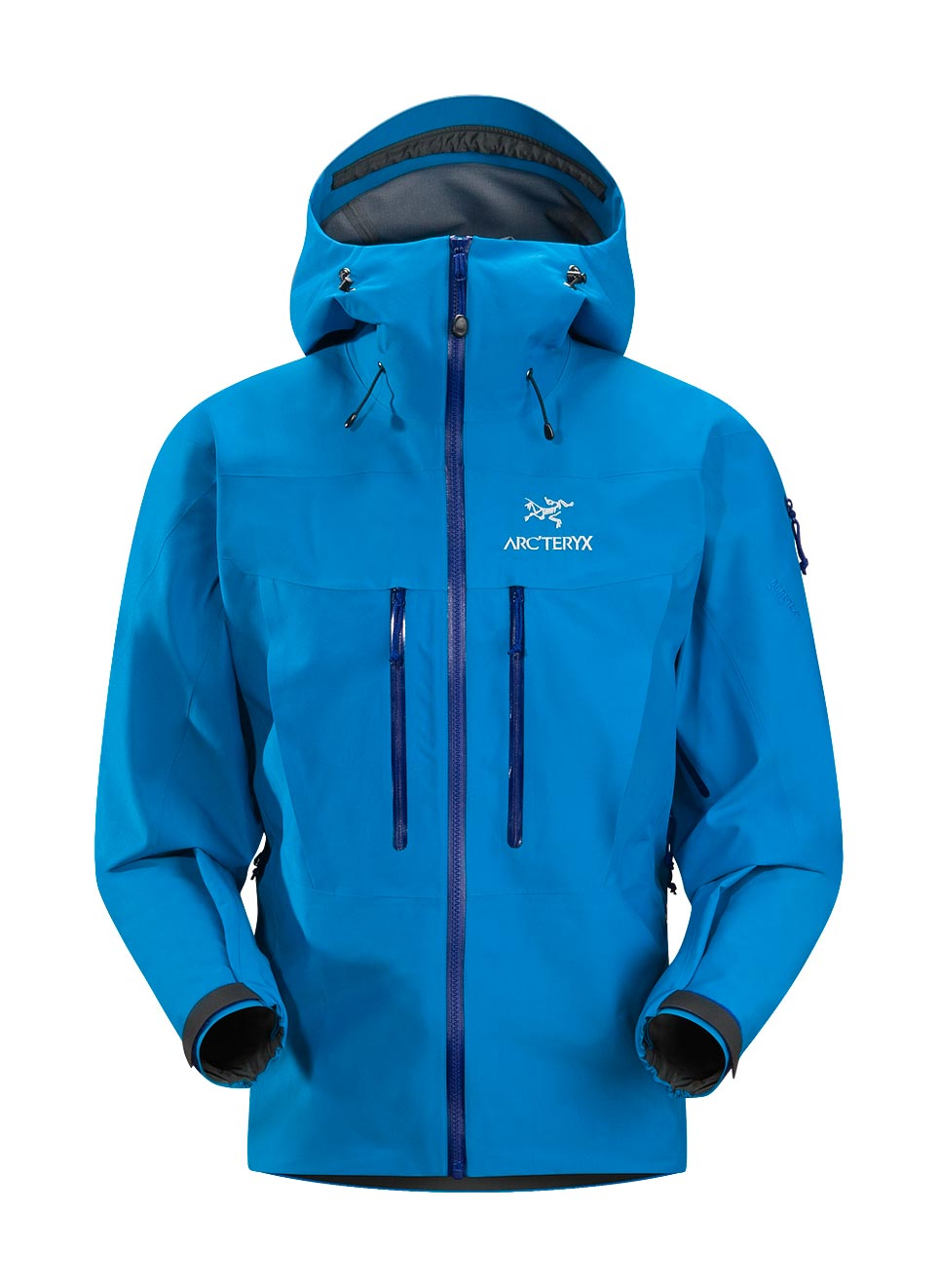 Arcteryx Jackets Men Blue Ray Alpha SV Jacket