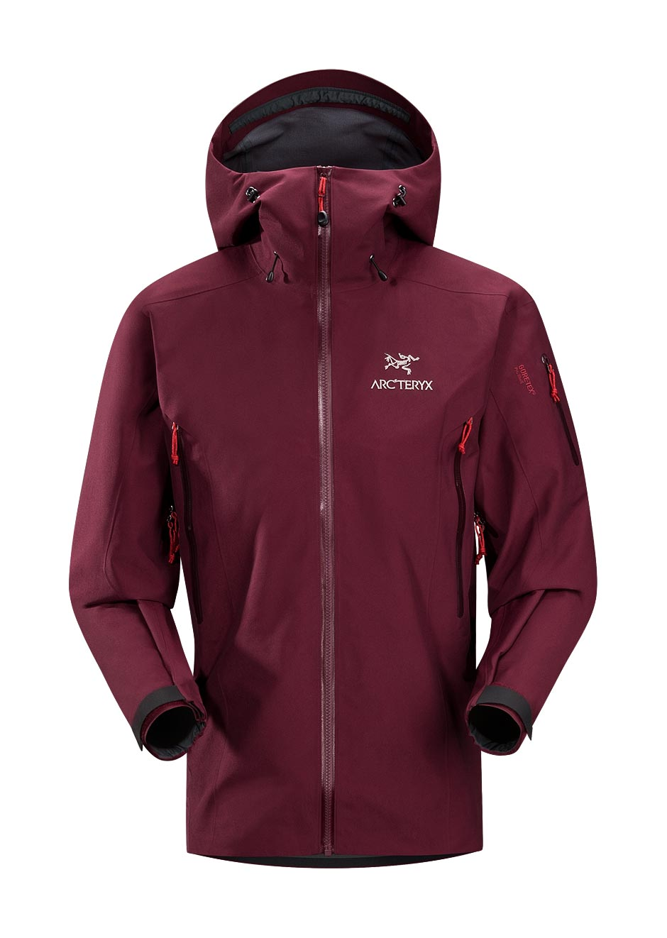 Arcteryx Jackets Men Tibetan Red Theta SV Jacket