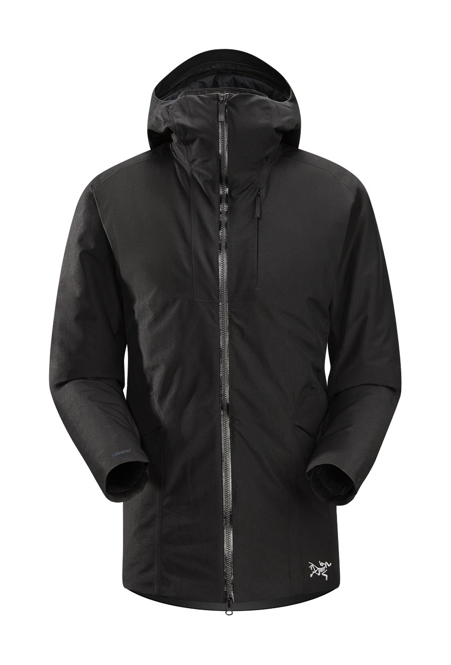 Arcteryx Jackets Men Black Khuno Parka