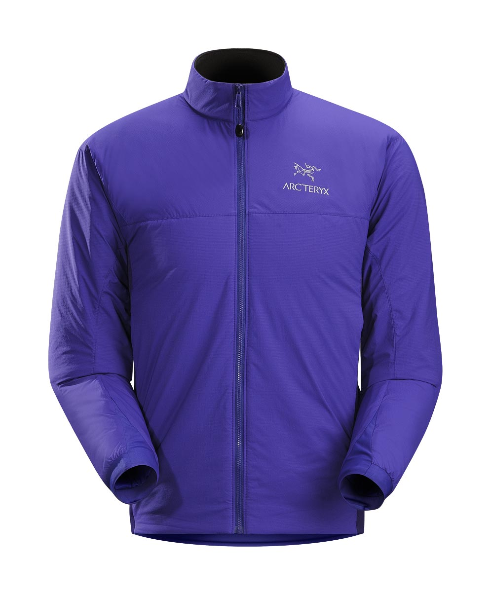 Arcteryx Men Squid Ink Atom LT Jacket