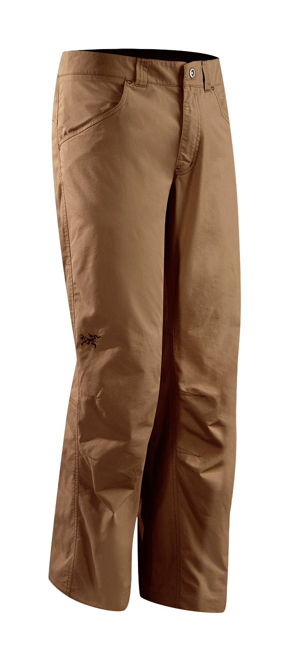 Arcteryx Men Nubian Brown Renegade Pant - New