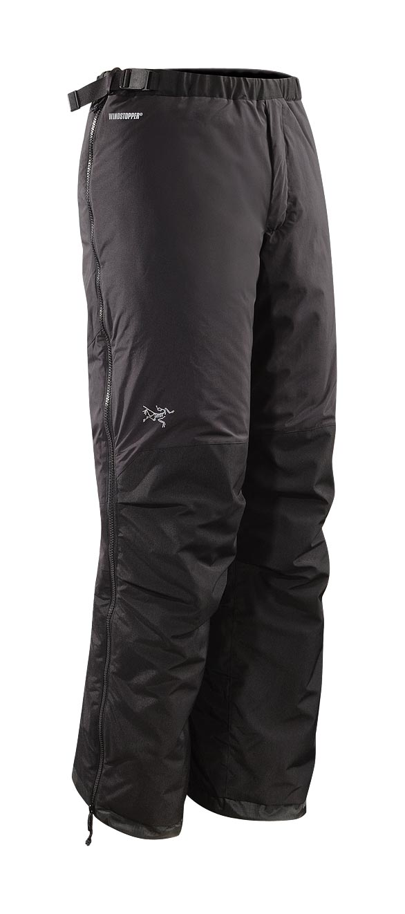 Arcteryx Men Black Kappa Pant