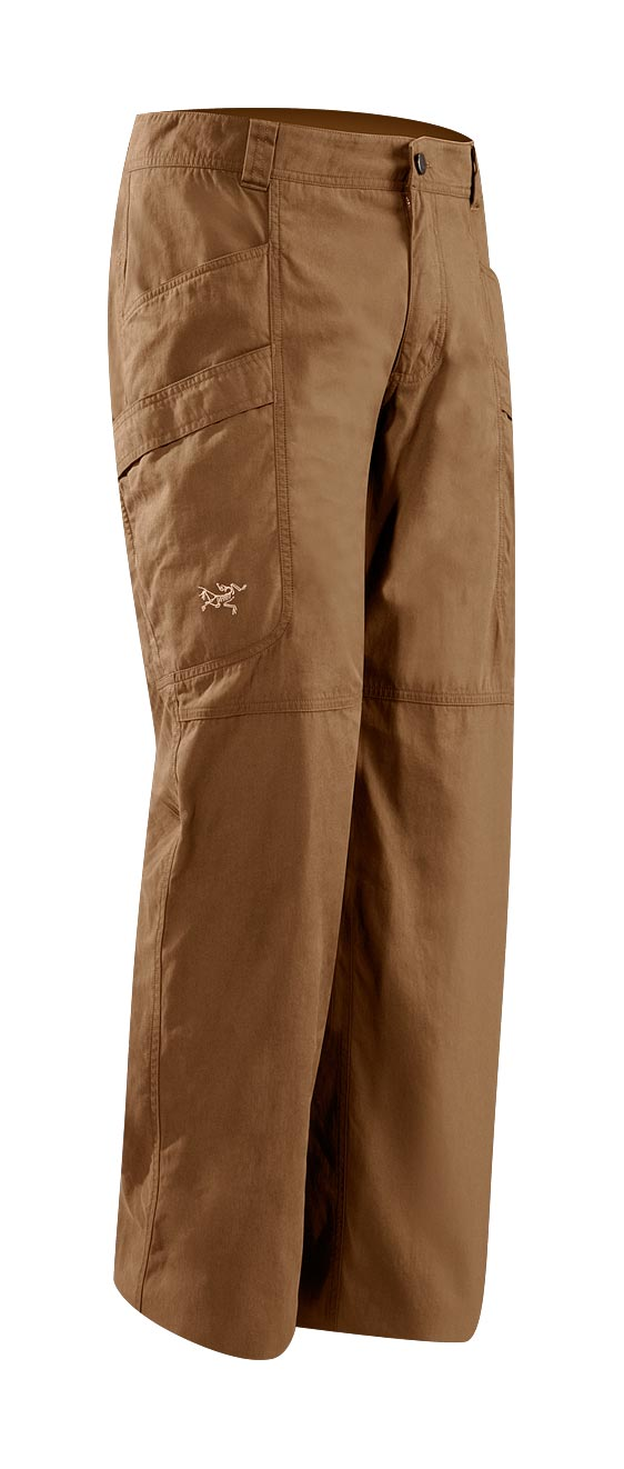 Arcteryx Men Nubian Brown Raider Pant