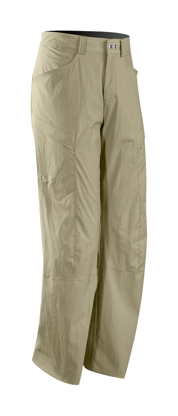 Arcteryx Men Light Carbide Rampart Pant