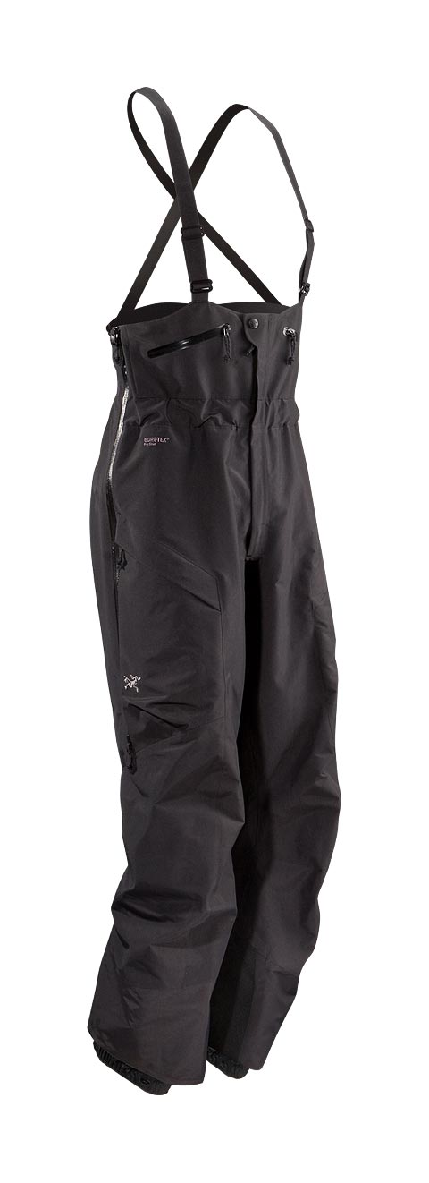 Arcteryx Men Black Stinger Bib