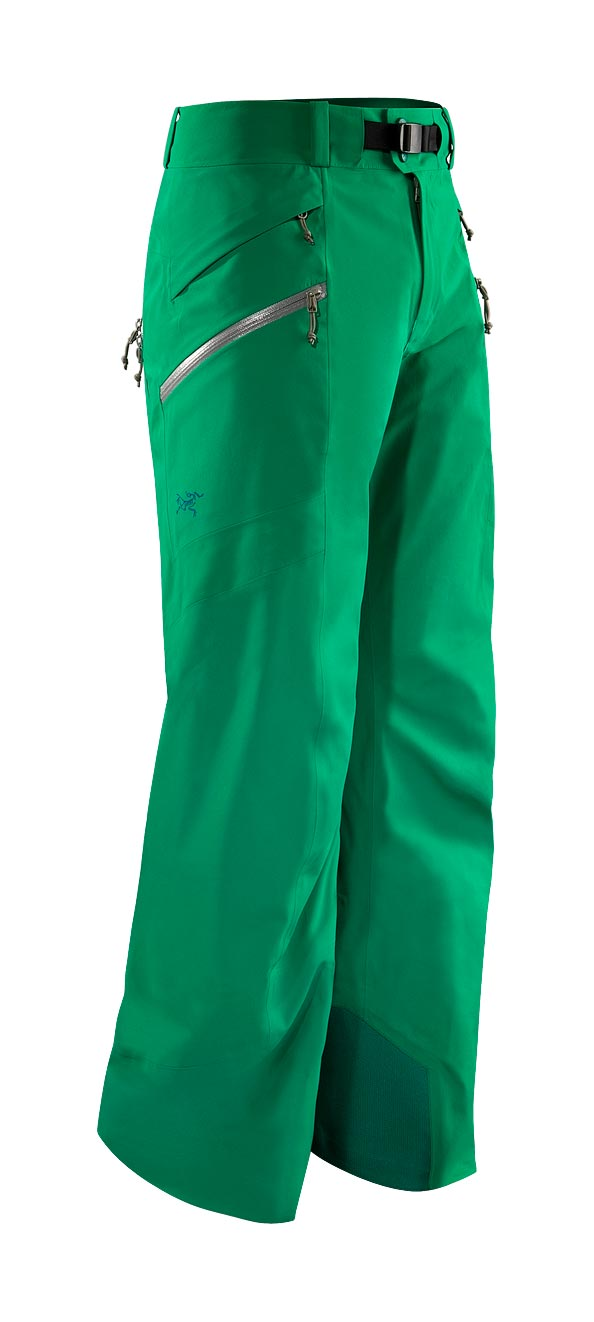 Arcteryx Men Green Light Sabre Pant